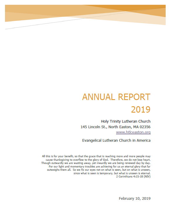 HTLC Annual Report 2019 cover