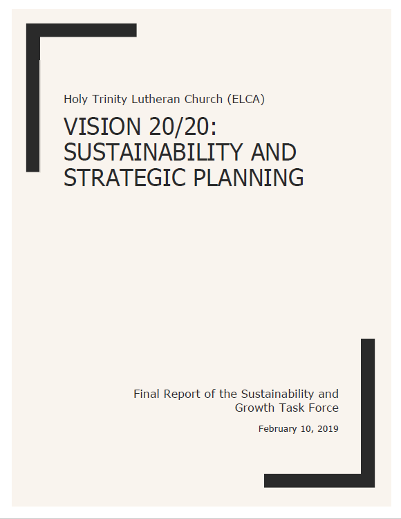 HTLC Sustainability Task Force Report 2019 coverpdf